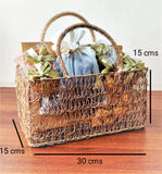 Mesh Rectangle Basket
