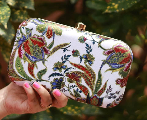 Clutches, Clutch, Printed clutches, Wedding favours,
