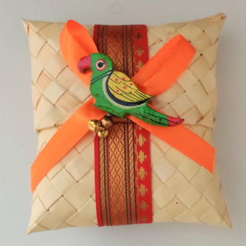 Can pouch, Cane products, cane pouch, small pouch for goodies, cute pouches  parrot cane pouches