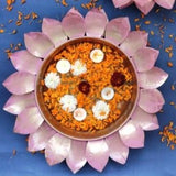 decorative urali, tableware, Metal Uralis, platters, platters, boxes, decorative platters, platters for gifting , boxes for gifting, dryfruit gifting