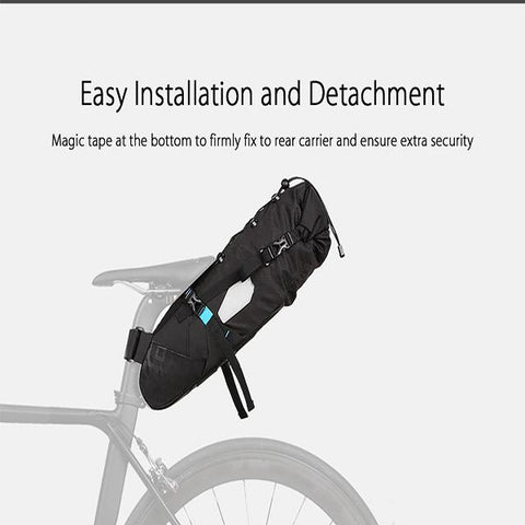 10L Bicycle Cycling Water Resistant Bag