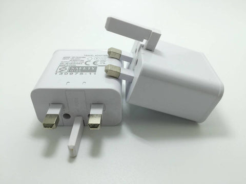 Adaptive Fast Charger - White