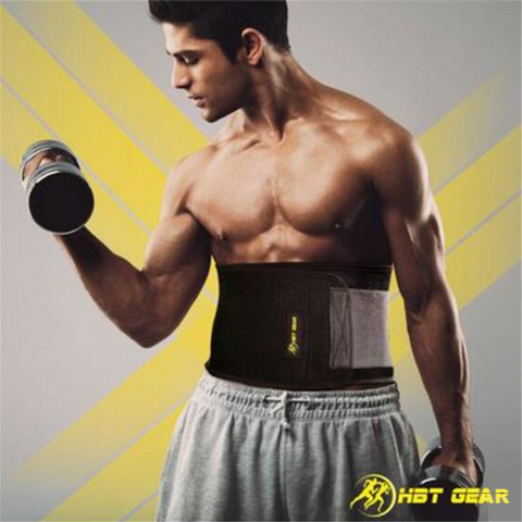 HBT GEAR Adjustable Waist Trainer For Men