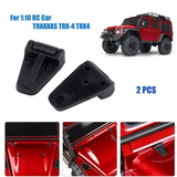 2pcs Plastic Engine Cover Hinge RC Crawler Car