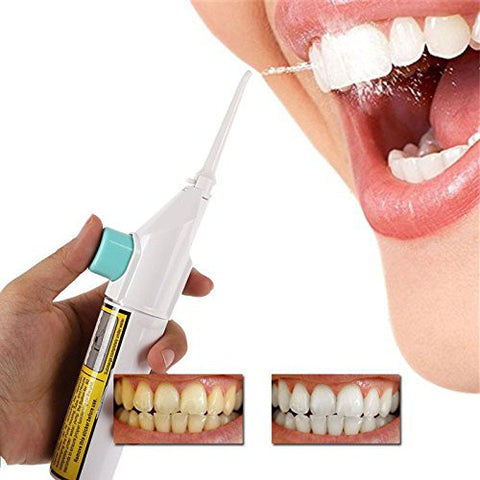 Dental Care Water Flosser – Air Technology
