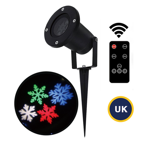 Star Shower Projector Lights (UK)