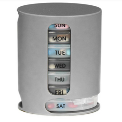 7 Day Pill Organizer