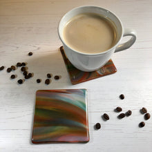 Coaster and Drink Stirrer Set / Coffee Lover Gift / Coaster Gift