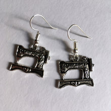 Sewing Machine Earrings / Singer Sewing Machine / Sewing Gift / Sewing Bee