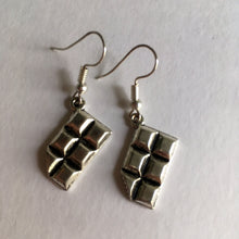 Chocolate Jewellery / Chocloate Earrings / Gift for Chocolate Lover / Stocking Filler