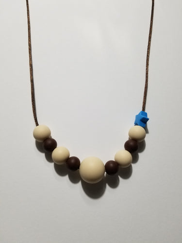 Adult Breastfeeding Teething Necklace