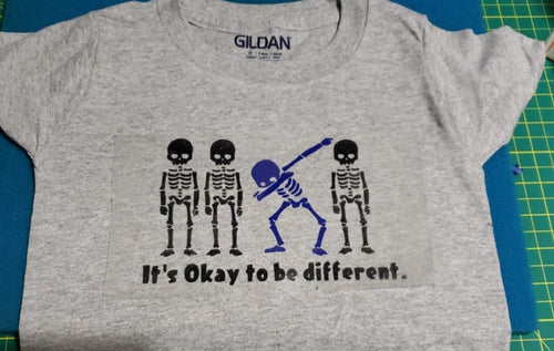It's Okay to Be Different Shirt