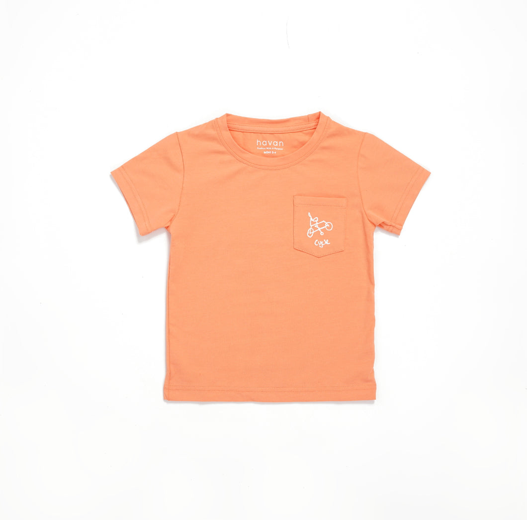 Cycle | Unisex Mini Carrot