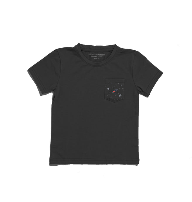 Mr. Rocket | Unisex Mini Black