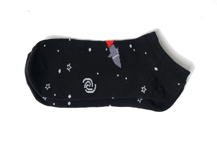 Mr. Rocket | Unisex Adult Sock