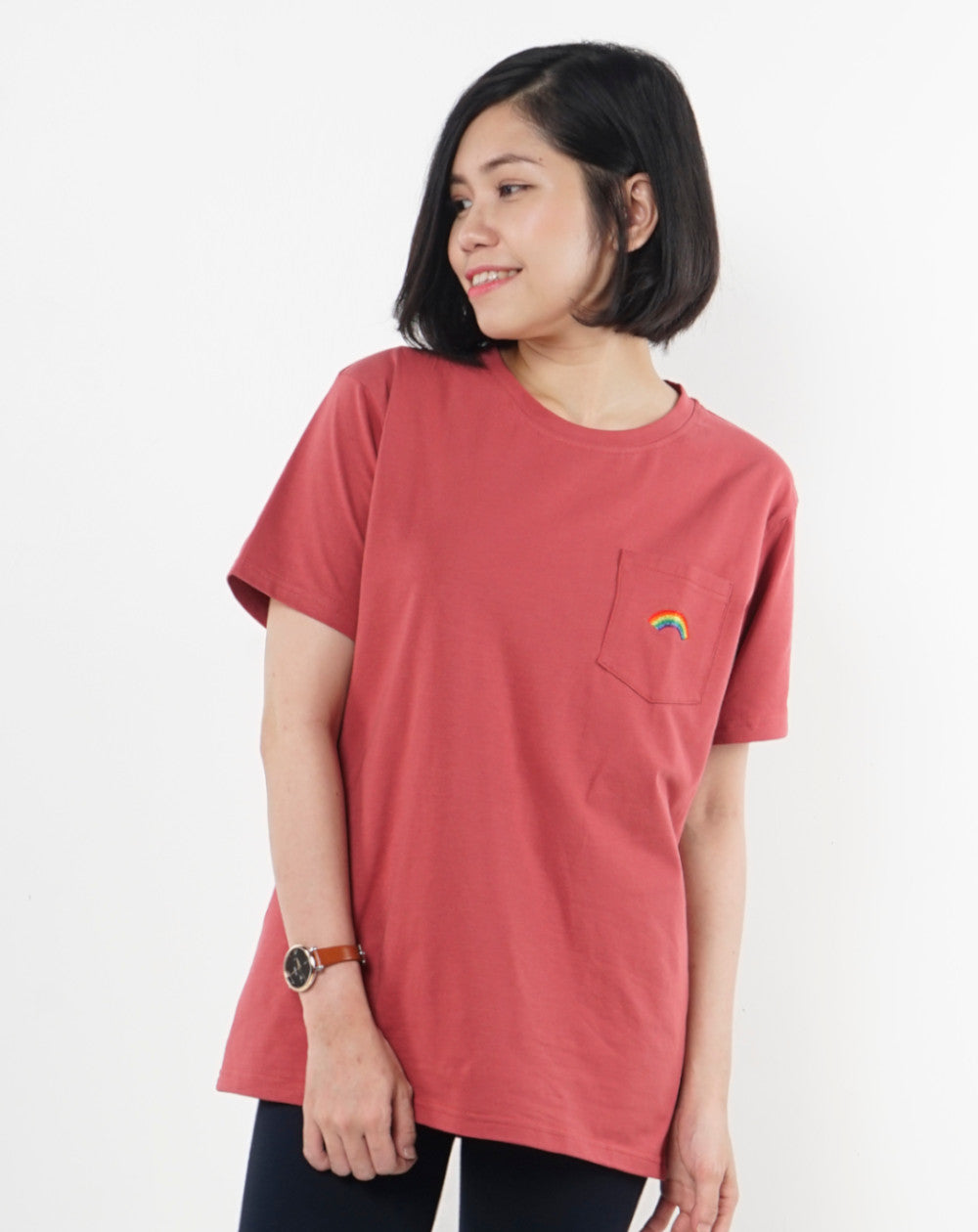 Rainbow | Unisex Adult Red Rock