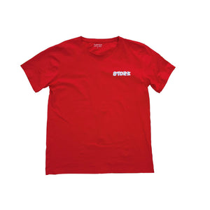 Stork | Unisex Adult Red