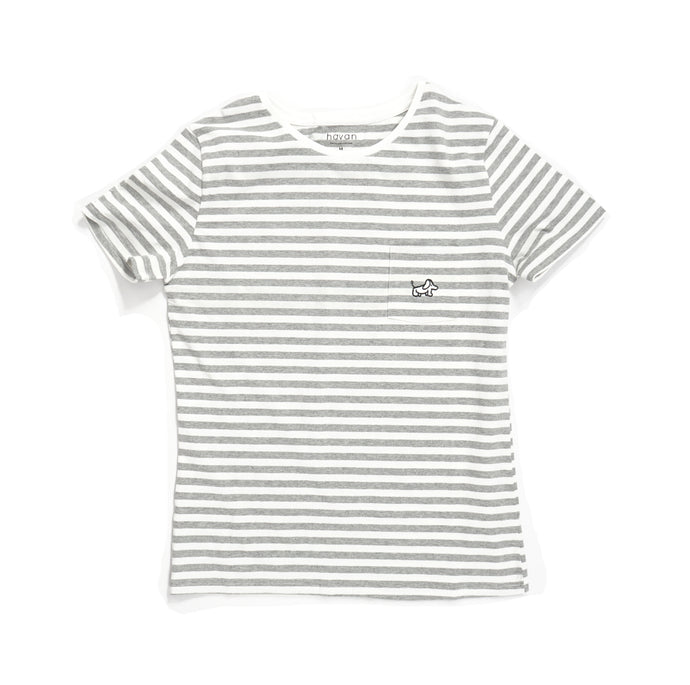 Beagle - Unisex Grey Stripe