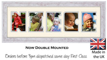 Niece Photo Frame - Niece Photo Frame 1279A 450mm x 151mm mount size  , Choices of frames & Borders