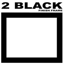 Jack Photo Frame - Jack Name Word Photo Frame 1288-BB 375mm x 151mm mount size  , Choices of frames & Borders