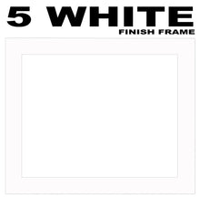 Holiday Photo Frame - Holiday Word Photo Frame 9DD 640mm x 151mm mount size  , Choices of frames & Borders