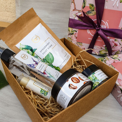 ORGANIC GOODIE BOX <Br>