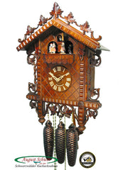 Cuckoo Clock 1885 Replication 8-Day Movement