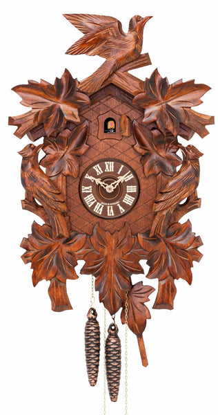 Cuckoo Clock Hunting Clock 1-Day Movement By Hekas - Cuckoo Clock Meister