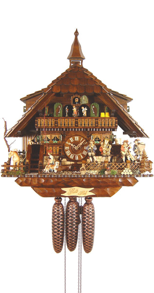 Cuckoo Clock of the Year 2013 - 8-Day Movement with Music - Cuckoo Clock Meister