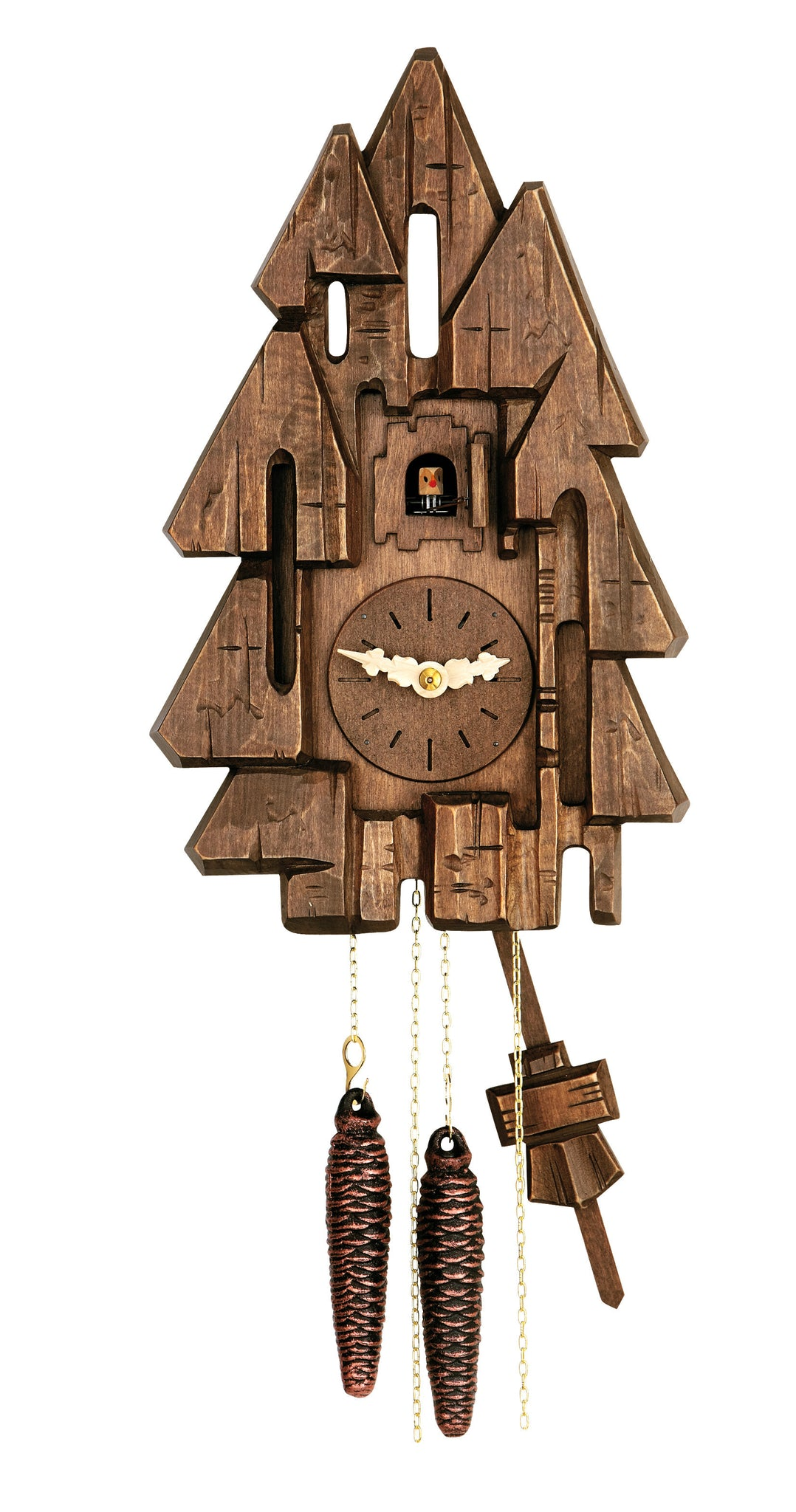 Cuckoo Clock Christmas Three 1-Day Movement - Cuckoo Clock Meister
