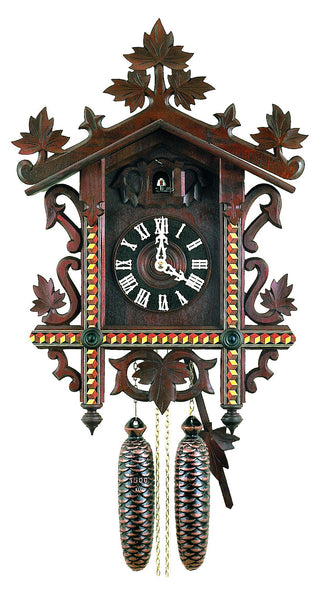 Cuckoo Clock 1885 Replication by Hubert Herr - Cuckoo Clock Meister