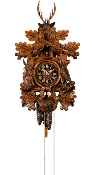 Cuckoo Clock Hunting Clock 1-Day Movement - Cuckoo Clock Meister