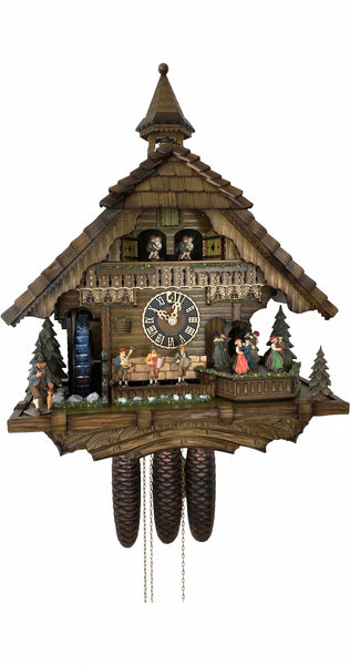 Cuckoo Clock of the Year 2016 8-Day Movement with Music