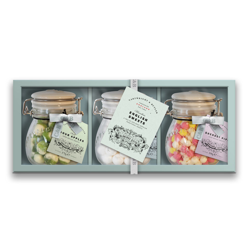 C&B Gift Box Trio makeiset