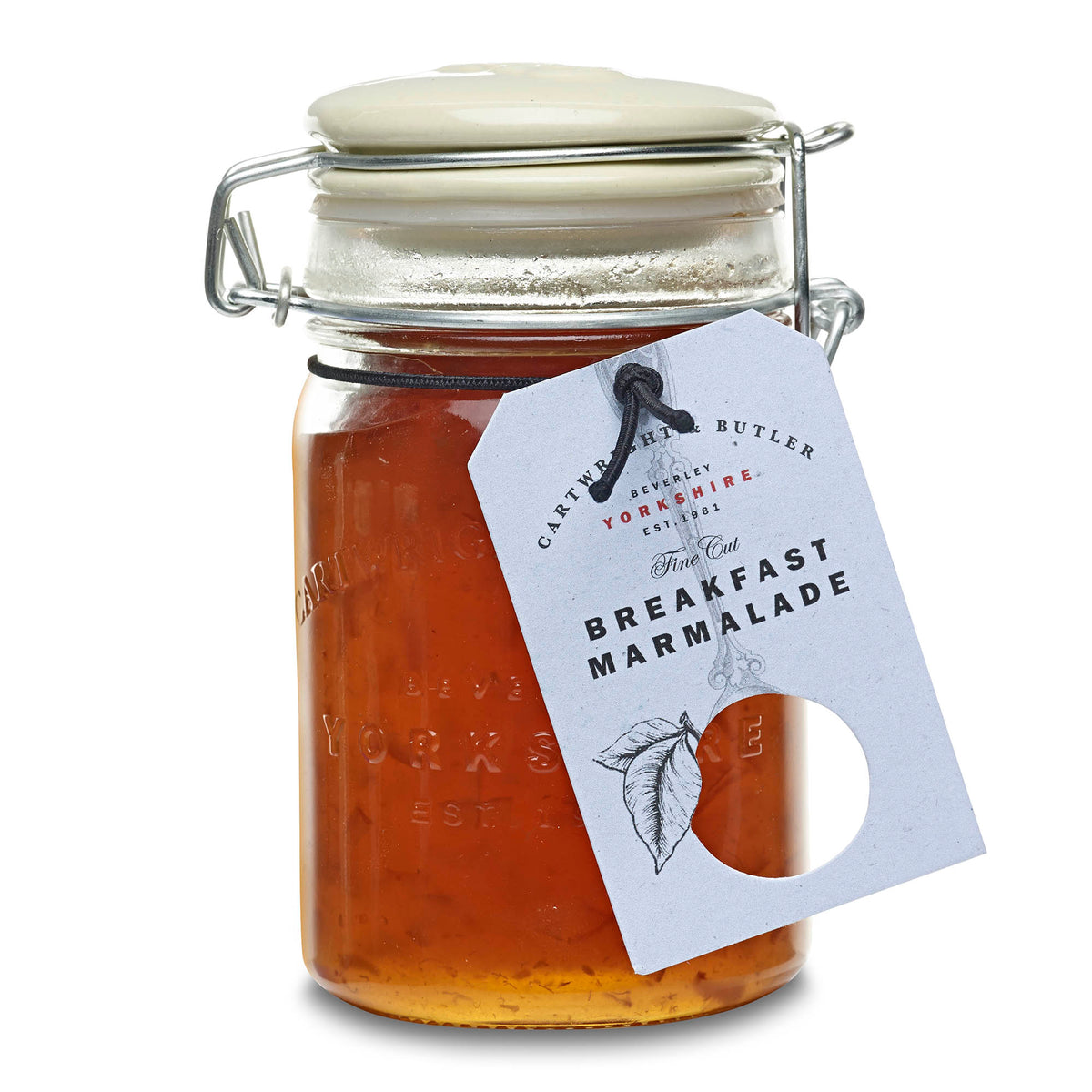 C&B Fine Cut English Breakfast Marmalade