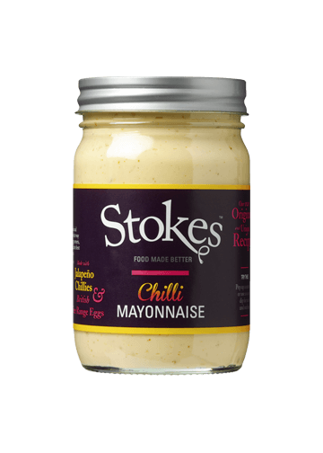 Stokes Chilli Mayonnaise 345g