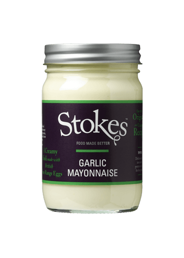 Stokes Garlic Mayonnaise 345g