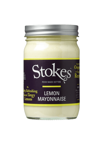 Stokes Lemon Mayonnaise 345g