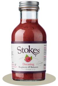 RASPBERRY & BALSAMIC DRESSING 285g