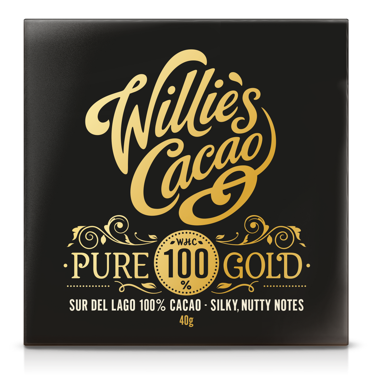 Willie's Cacao Pure 100% Gold