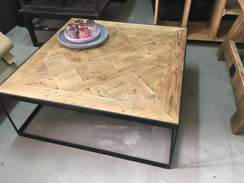 Beau Parquet Coffee Table