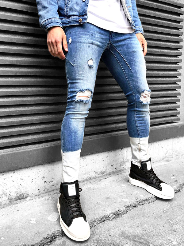 ULTRA-SKINNY-FIT-JEANS - DENIMHOLICS