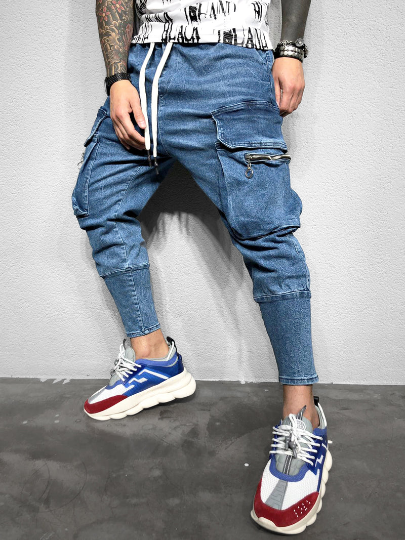 JOGG-DENIM IM CARGO-FIT - DENIMHOLICS