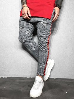 SLIM FIT TROUSER - DENIMHOLICS