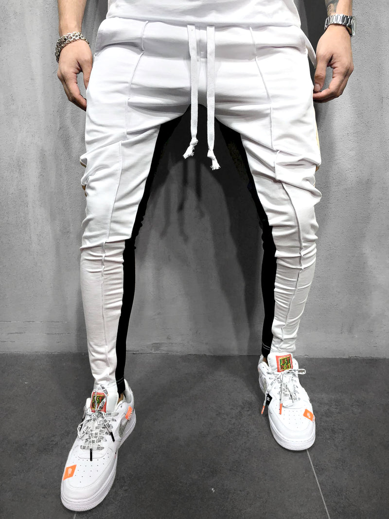 Side Stripe Jogger - DENIMHOLICS