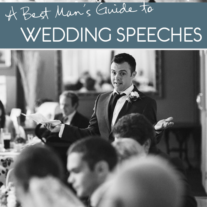 The best man's speech - What not to say!