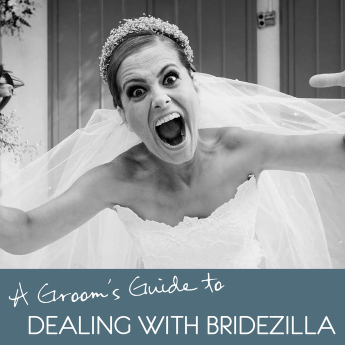 8 signs you're about to face off with a Bridezilla