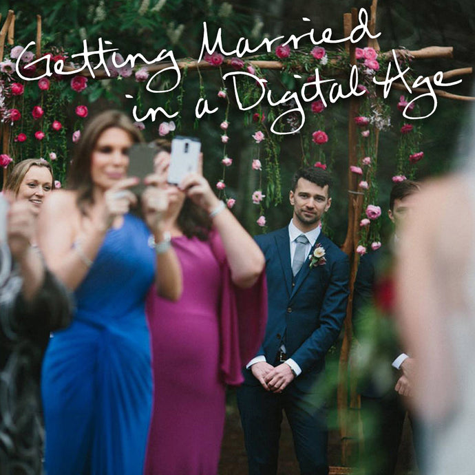 Social media & the wedding tech trends you need to know about