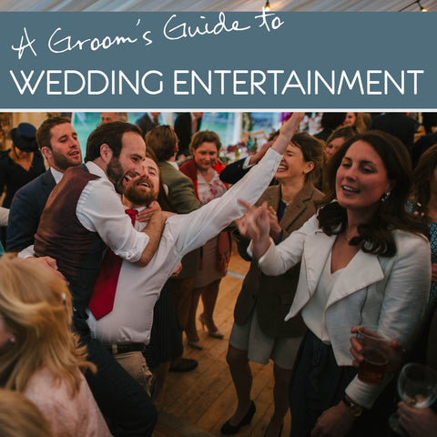 Do you need wedding entertainment? (Spoiler: the answer is always yes!)