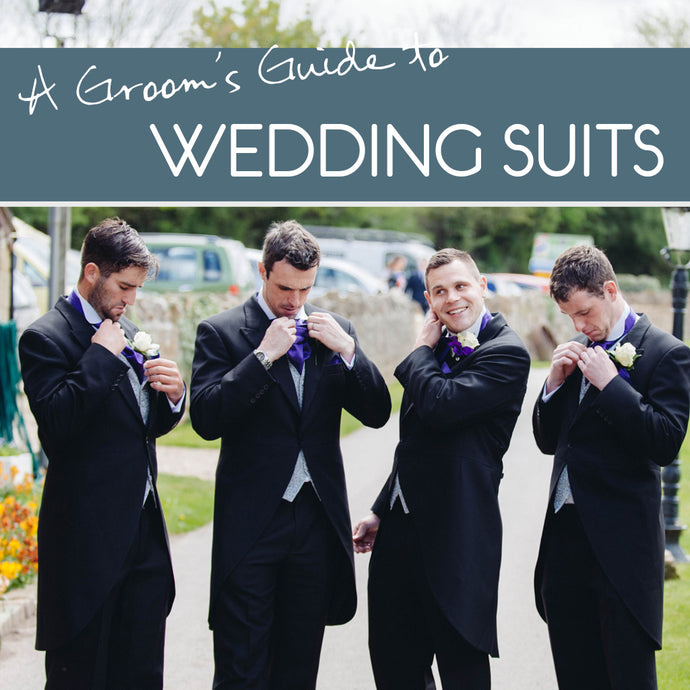 Wedding suits - Should I hire or buy?